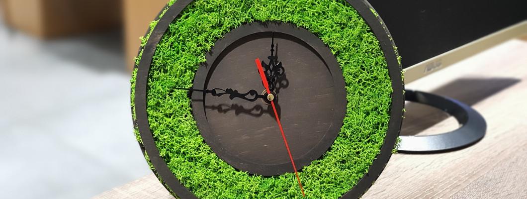 Як вибрати годинник з моху