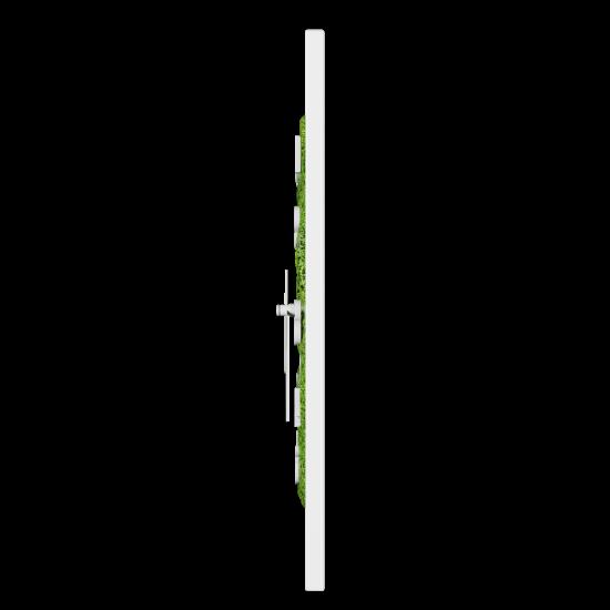 Годинник з мохом дизайнерський А01 / Диаметр 25 см
