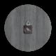 Годинник з мохом дизайнерський А15 / Диаметр 25 см