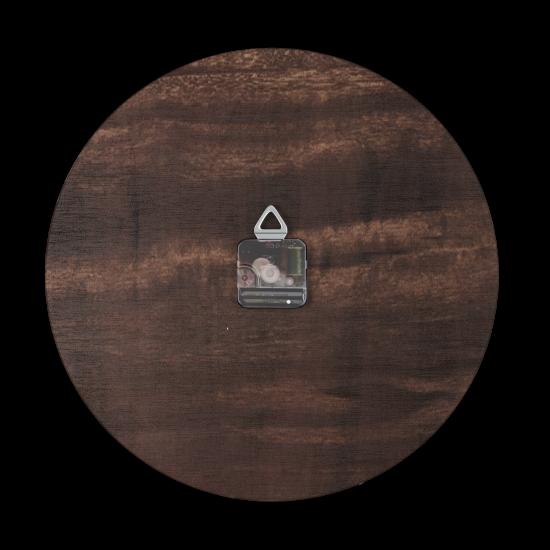 Годинник з мохом дизайнерський А17 / Диаметр 25 см